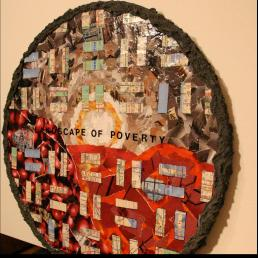 Landscape of Poverty by Kat Chua