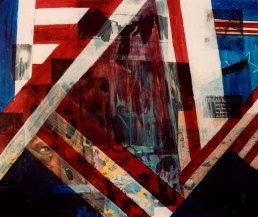 Left-To-Dry (2004 Election) by Kat Chua - - SOLD